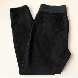GAP Maternity Black Skinny Jeans Size 31